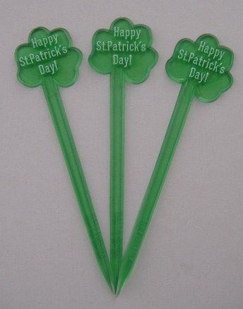 Shamrock - St. Patrick's Day Pick